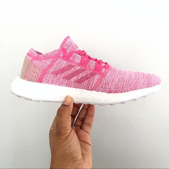 adidas Shoes   Pureboost Go Pink   Poshmark